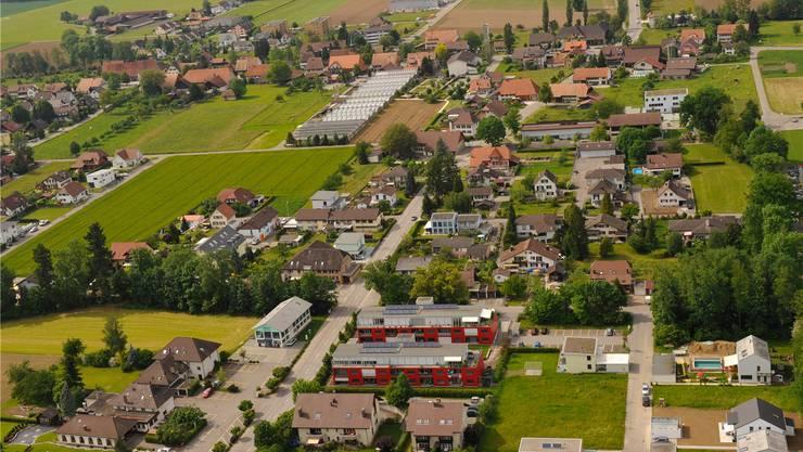 Der Haussegen in der Bürgergemeinde Härkingen hängt mächtig schief. Archiv