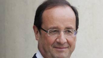 François Hollande kann zufrieden sein: Das erste grosse Reformpaket wurde verabschiedet (Archiv)