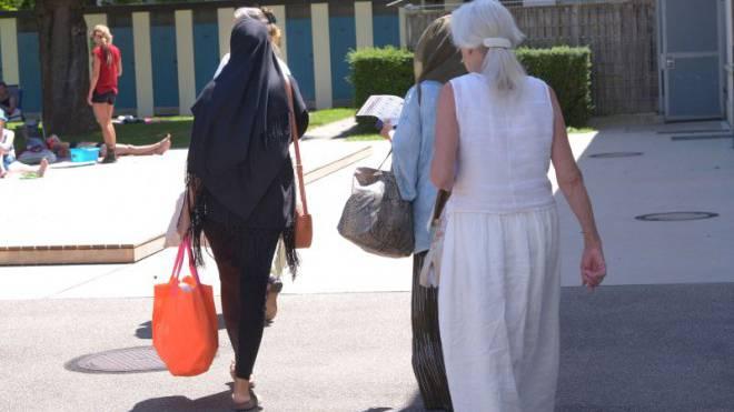 Das Fraueli ist bei muslimischen Frauen nach wie vor beliebt. Foto: Nicole Nars-Zimmer