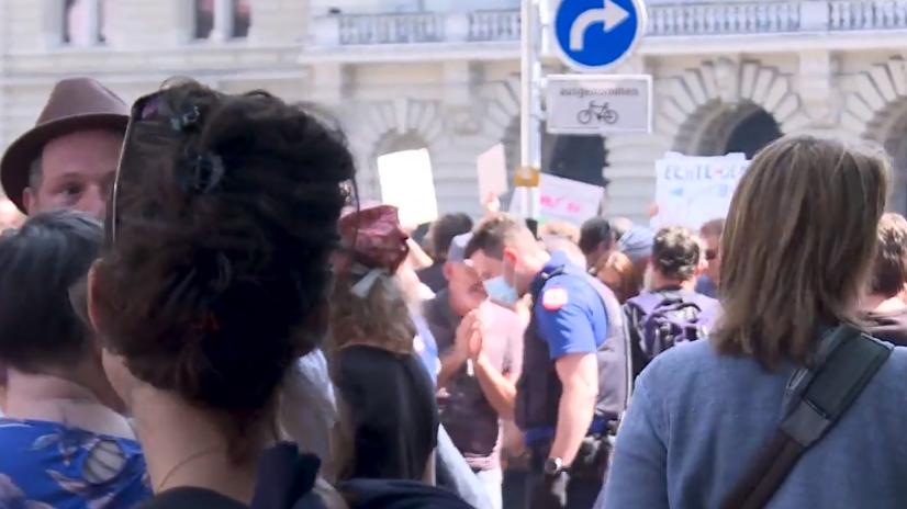 St.Galler Stadtpolizei: «Wir werden das nicht tolerieren»