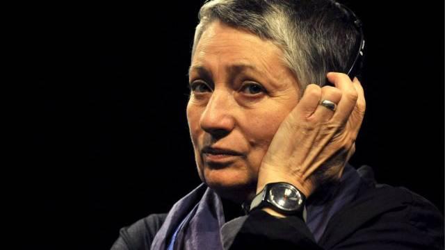 Die russische Autorin Ljudmila Ulitzkaja (Archivbild)