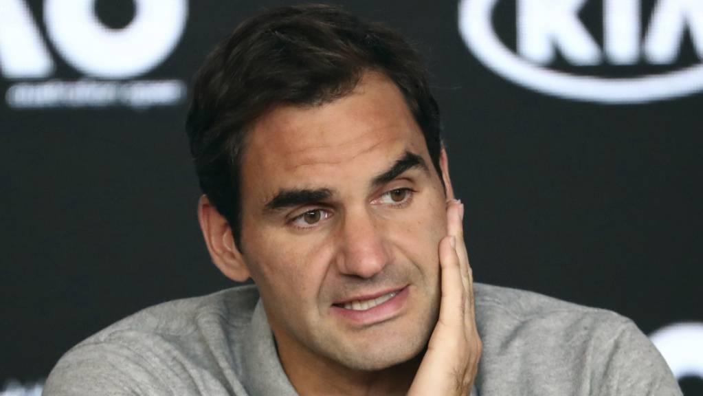 Roger Federer wird das Masters-1000-Turnier in Miami nicht bestreiten