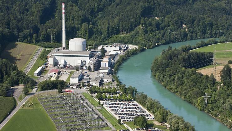 Das Atomkraftwerk Mühleberg erfüllt die Forderungen der Aufsichtsbehörde für den Weiterbetrieb des Werks bis zur endgültigen Ausserbetriebnahme im Jahr 2019. (Archivbild)