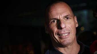 Yanis Varoufakis: Würde sich «lieber einen Arm abschneiden», als auf eine Einigung ohne Schuldenschnitt einzugehen.