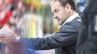 Erstes Erfolgserlebnis: SCL-Trainer Heinz Ehlers kam mit den Tigers zum ersten Sieg