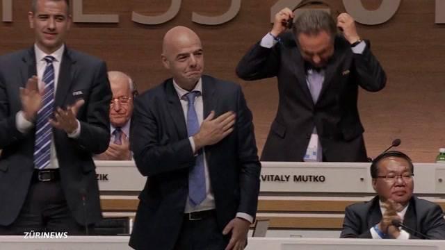FIFA-Chef unter Druck