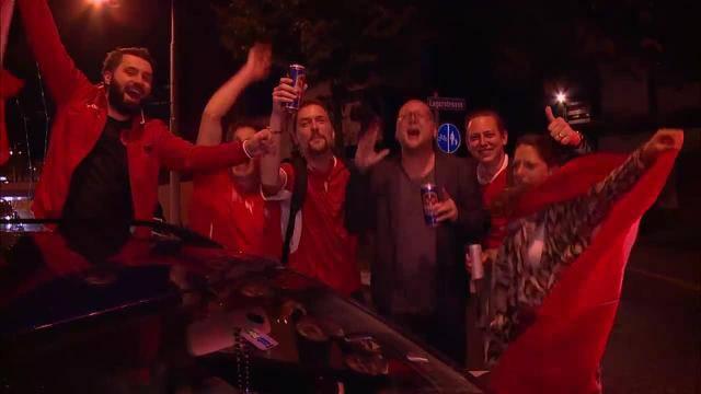 Teil 21: Albaner-Party & Schweizer im Achtelfinale