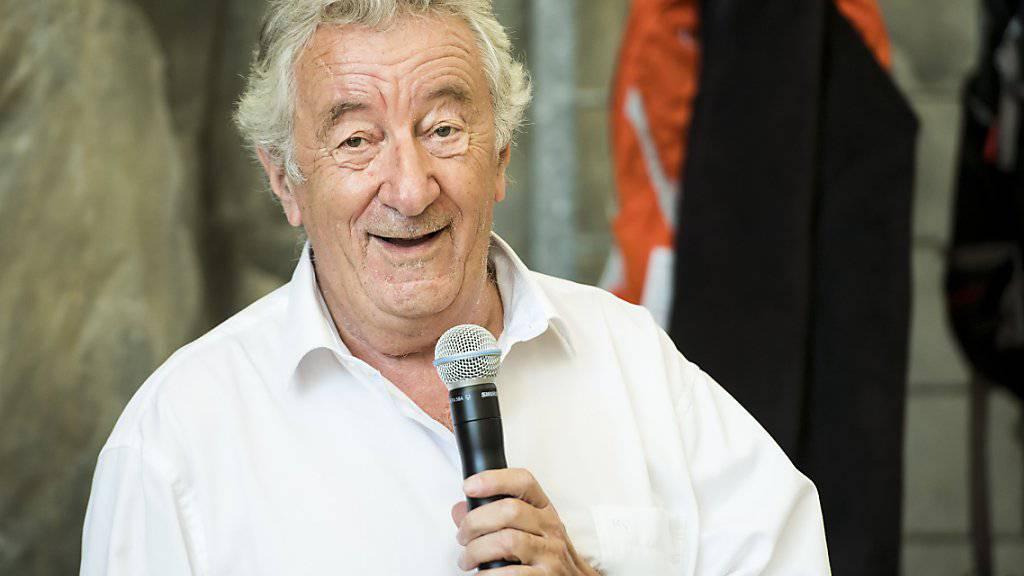 Der Direktor Jean-Philippe Rapp hat am Donnerstag das Programm des Festival International du Film Alpin des Diablerets bekanntgegeben.