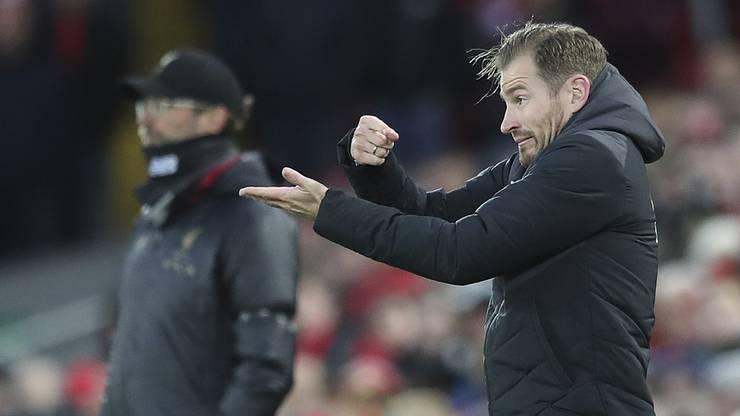 Nicht mehr länger für Huddersfield tätig: Trainer Jan Siewert.