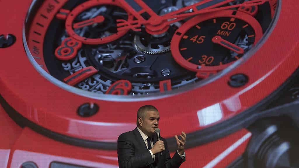LVMH-Uhrenmarken Hublot und Bulgari peilen kräftige Erholung an