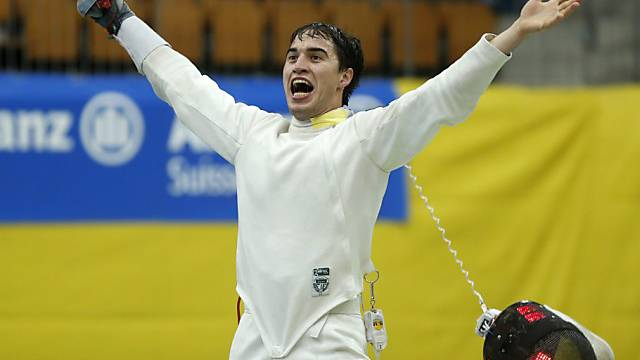 Max Heinzer feiert in Tallinn seinen siebten Weltcupsieg