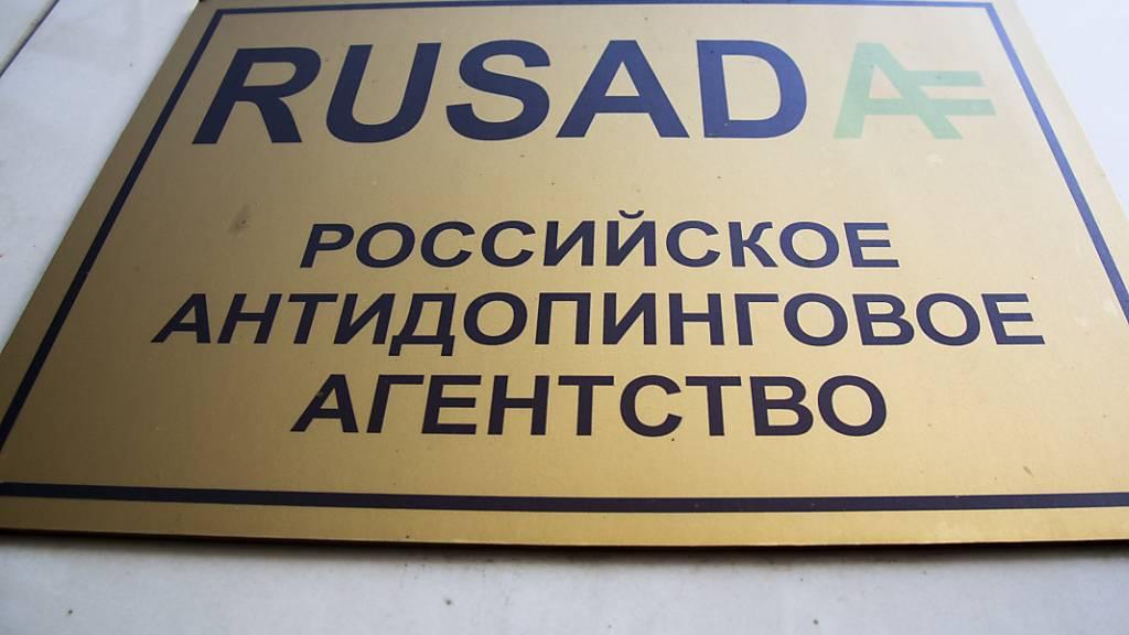 Vier Jahre Sperre gegen Russland gefordert