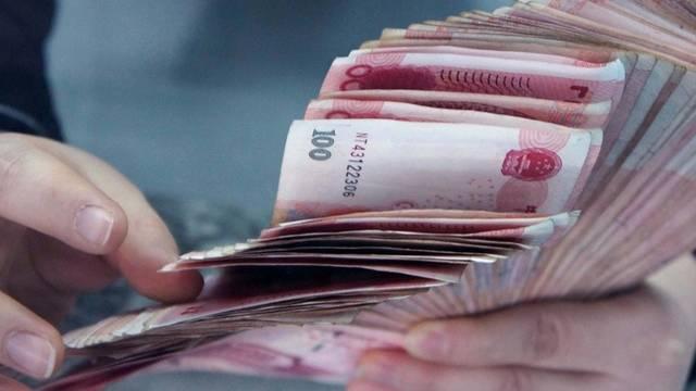 Die chinesische Währung verliert an Wert