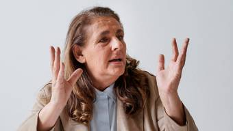 Unternehmerin und SP-Nationalrätin Jacqueline Badran.