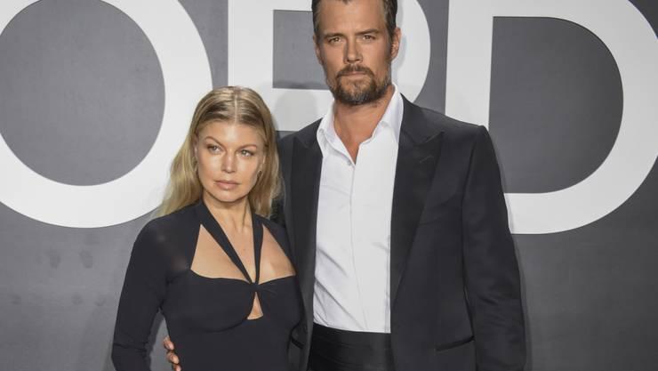 Die Sängerin Fergie und der Schauspieler Josh Duhamel haben beschlossen, sich zu trennen. Sie waren acht Jahre verheiratet und haben einen vierjährigen Sohn. (Archivbild)