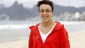 Steht in der 2. Runde des Judo-Wettkampfes: Evelyne Tschopp