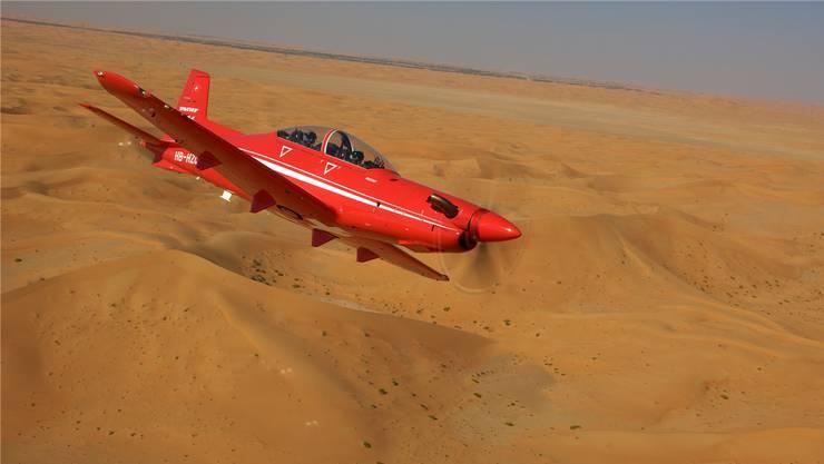 Der Stanser Flugzeugbauer Pilatus steht wegen Geschäften mit Saudi-Arabien in der Kritik.