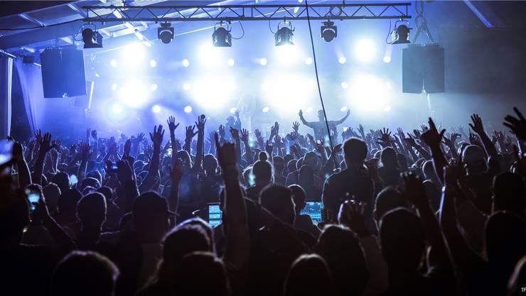 Zum 11. Mal findet das Festival auf der Rennbahn statt. Bild: zvg