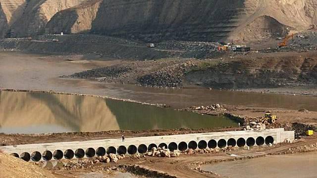 Beim Ilisu-Staudamm-Projekt seien Auflagen für Umwelt- und Kulturgüterschutz nicht erfüllt worden.