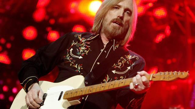 Tom Petty 2008 bei einem Konzert in New York