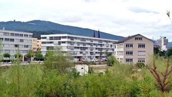 Der provisorische Schulstandort am Cementweg 48 in Olten SüdWest wird nun vollständig von der Stadt Olten genutzt. Der Kanton hat eine Absage erteilt.