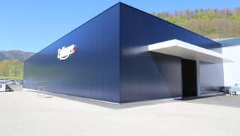Eröffnung der neuen Eptinger-Lagerhalle