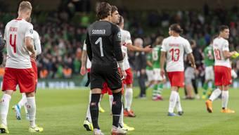 Wie werden die Schweizer mit dem 1:1 gegen Irland umgehen?