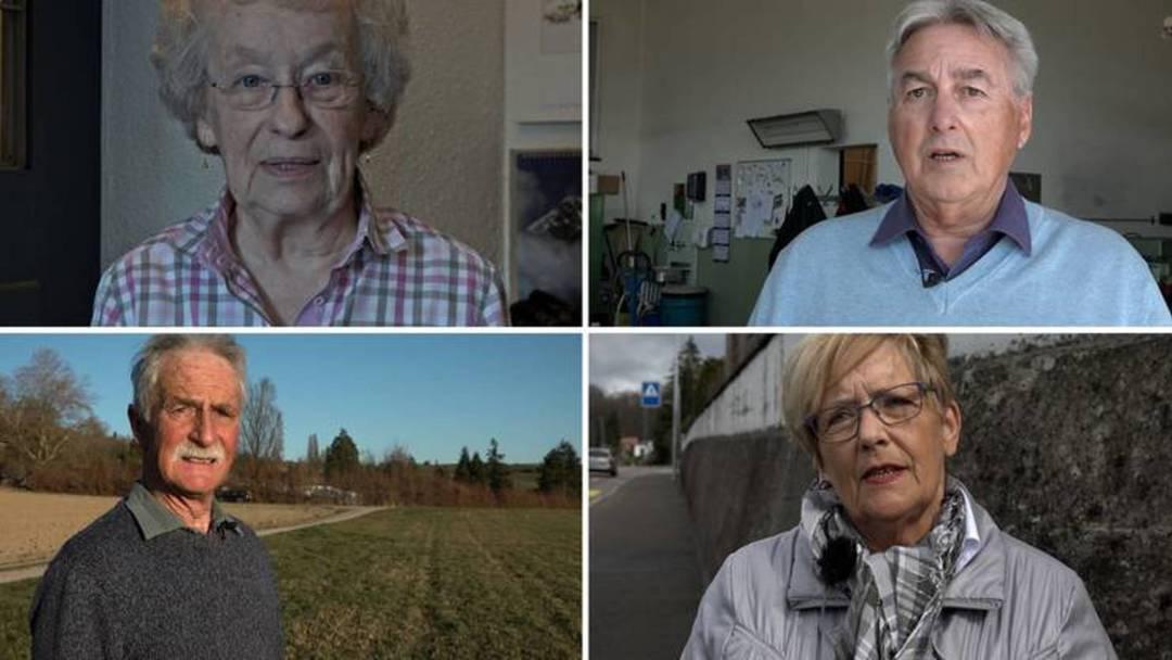 «Und plötzlich diese Totenstille»: Zeitzeugen erinnern sich an die Explosionskatastrophe in Dottikon