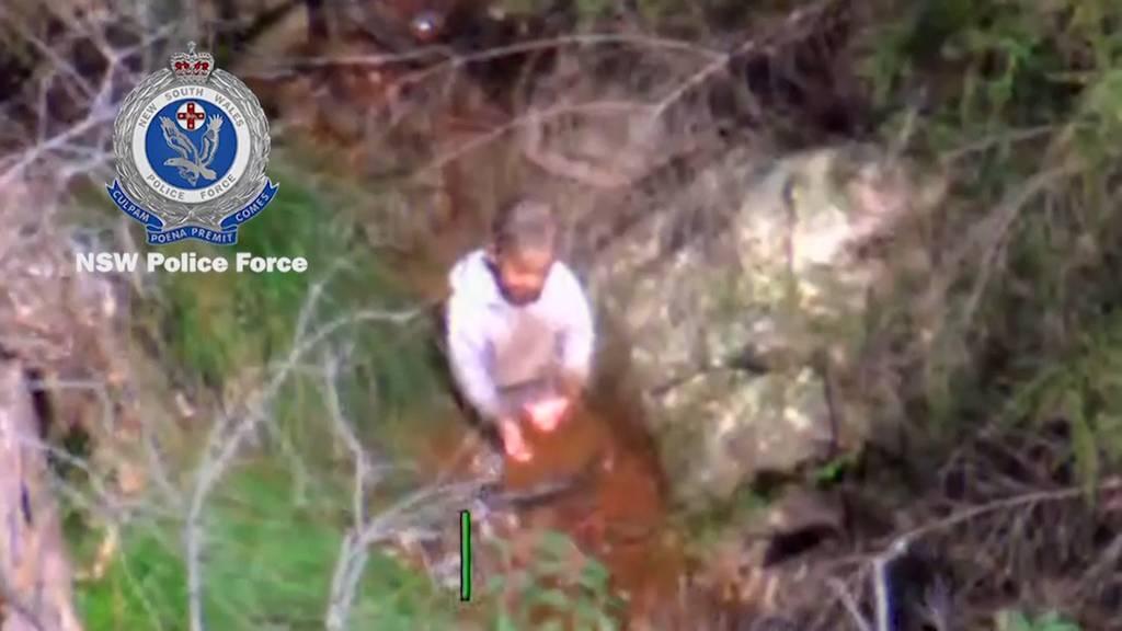 Nach drei Tagen: Vermisstes Kind lebend im australischen Busch gefunden