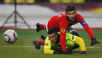 FC Basel scheidet gegen Spartak Moskau aus