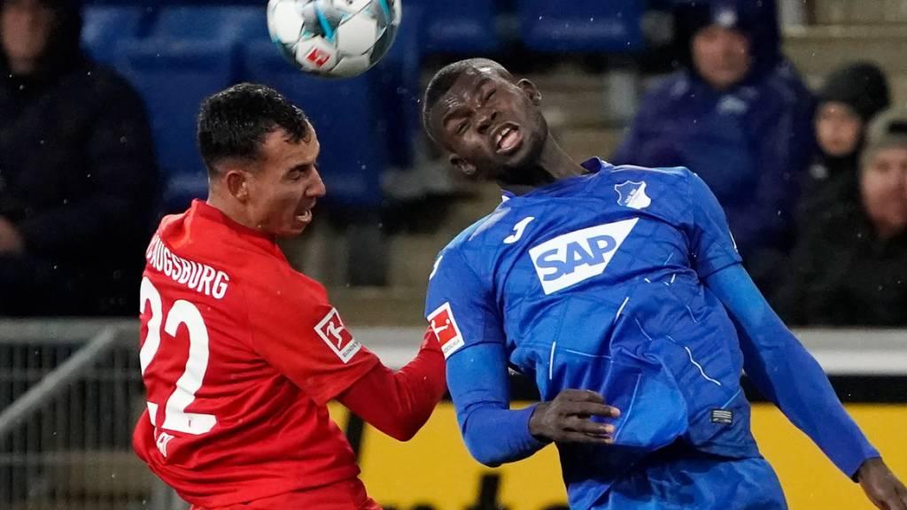 Augsburg eilt von Sieg zu Sieg
