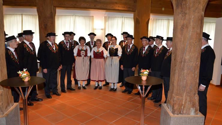 Empfang im historischen Rathaus, Kempten
