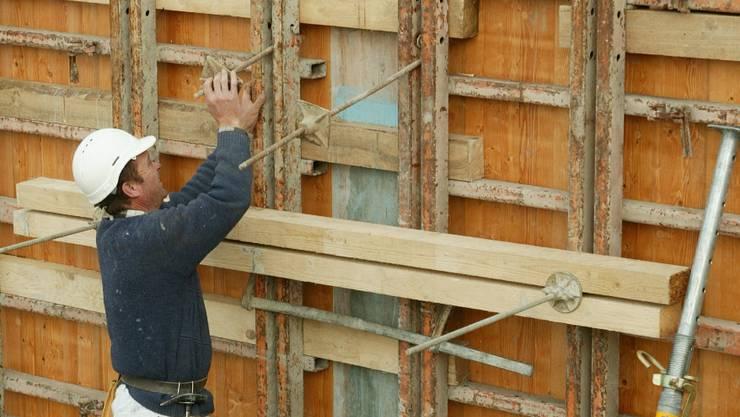 30 000 Franken forderte eine Firma für Arbeiten an einem Bau. Rolf Jenni 30 000 Franken forderte eine Firma für Arbeiten an einem Bau. Rolf Jenni