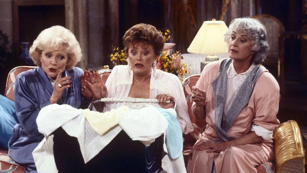 Rose, Blanche, Dorothy und Sophia muss man einfach gern haben.