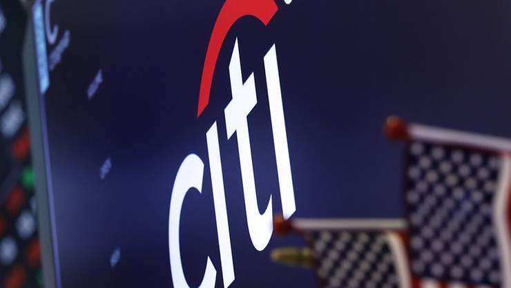 Citigroup steigert Gewinn auf 4,8 Milliarden Dollar. (Archiv)