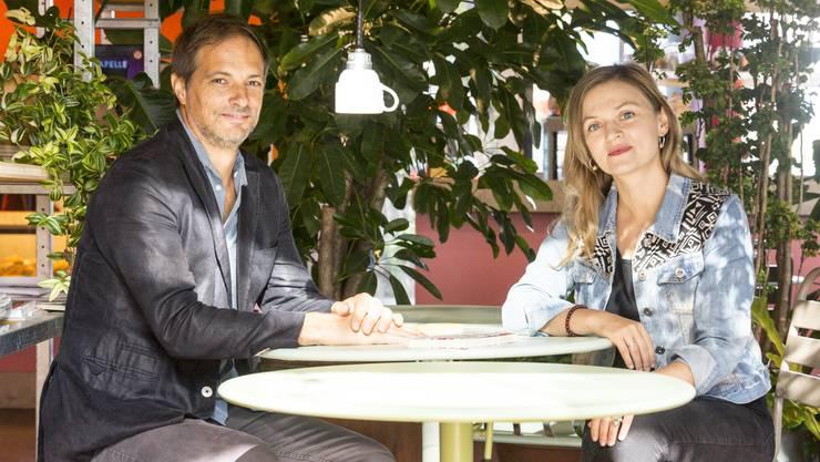 Patrick Bolle und Andrea Keller haben während eines Jahres das Fundbüro 2 in Zürich betrieben.