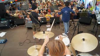 Dorfplatzfest Oberengstringen