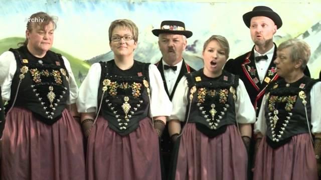 Aarau im Zeichen der Volksmusik