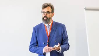 Dieter Wicki, Leiter der kantonalen Abteilung Militär und Bevölkerungsschutz.