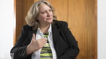 Schulvorsteherin Bea Krebs (FDP) sagt, man müsse am Ball bleiben.