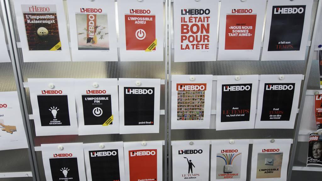 Kanton Waadt unterstützt Medien mit 6 Millionen Franken