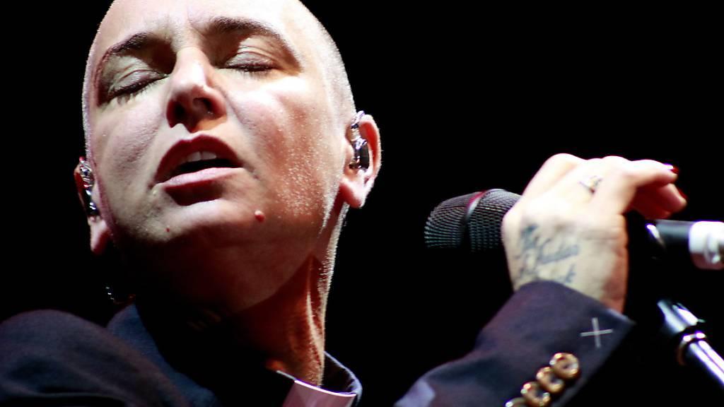 ARCHIV - Sinéad O'Connor hat ihr letztes Album angekündigt. Foto: Sebastian Silva/EFE/dpa