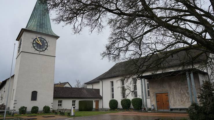 Für die Umweltbestandsaufnahme werden ökologisch relevante Daten der Kirchgemeinden gesammelt. So auch in der reformierten Kirche Schlieren.