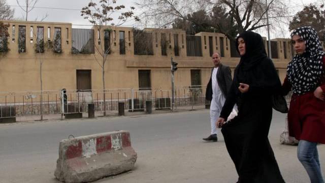 Das Hotel Serena in Kabul