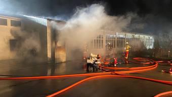 Brand Bremgarten