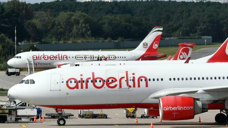 Rund 100'000 Air-Berlin-Kunden werden keine oder nur eine geringe Rückerstattung für ihre Tickets für Langstreckenflüge bekommen. (Symbolbild)