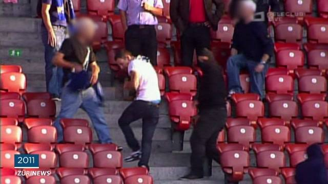 Fan-Gewalt massiv zunehmend
