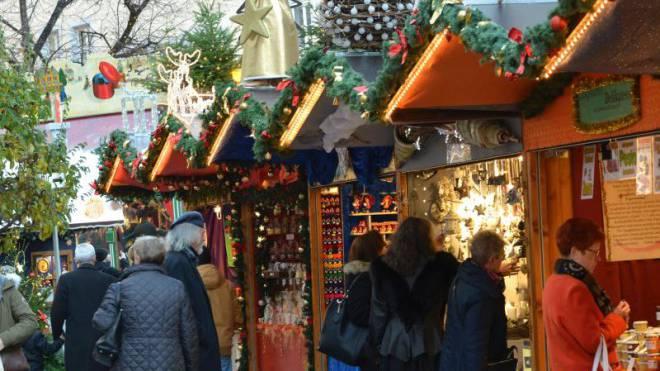 Basel ist für Markthändler ein beliebtes Pflaster. Foto: Nicole Nars-Zimmer