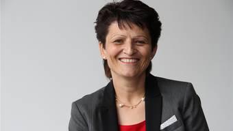 Claudia Hoffmann war neun Jahre im Gemeinderat, davon acht als Frau Gemeindeammann von Kallern. zvg