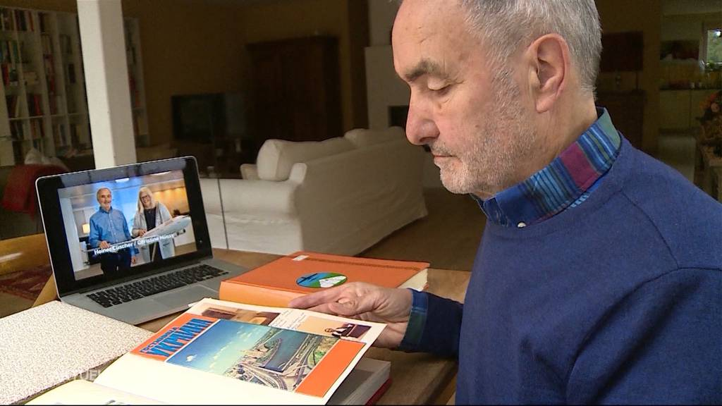 Was Aargauer Ex-Pilot beim Fliegen erlebte